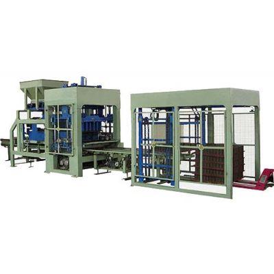 建材生产线-免烧砖机械——水泥砖机