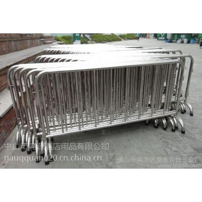 珠海临时活动移动护栏铁马出租出售租赁厂家
