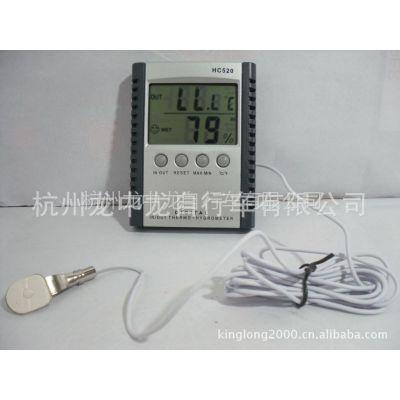 供应温湿度计,数显温湿度表,液晶屏幕显示温度表LOL-T-11