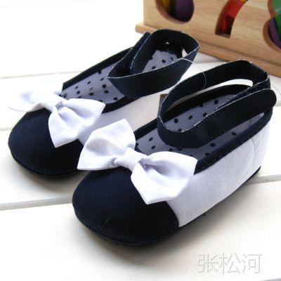 (出厂价整手批)2015外贸单婴儿鞋胶底学步鞋6133