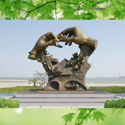玻璃钢雕塑园林景区现代人物摆件爱情主题雕塑厂家直销