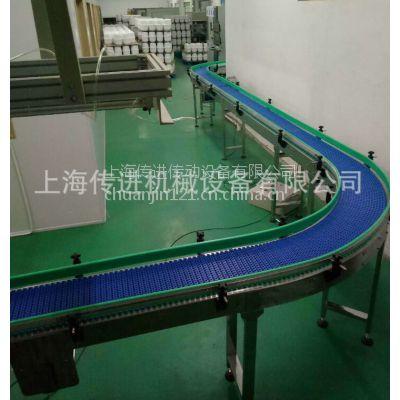 厂家直供非标输送机,平面转弯网带输送机,柔性输送机