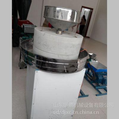商用电动石磨米浆机 纯天然原味石磨豆浆机 振德热销