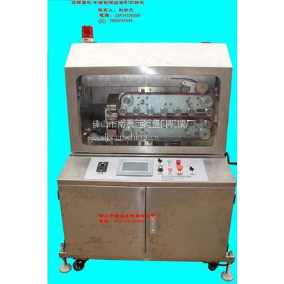 佛山南海远锦塑机 不锈钢精密牵引切断机 牵引切断机