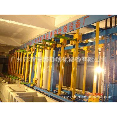 供应全自动垂直升降环形挂镀生产线