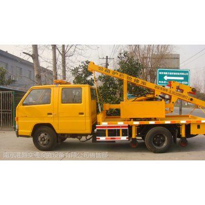 供应 公路护栏板抢修车,高速公路波形护栏板抢修车,南京港路。