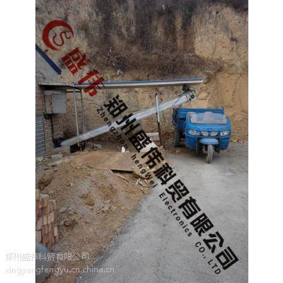 传送带式清粪机 郑州盛伟专供 肉鸡传送带式清粪机