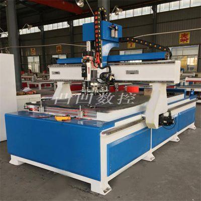 盘式加工中心 多功能自动换刀加工中心 木工雕刻机厂家