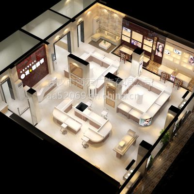 湖北展柜制作,眼镜店装修,武汉哪里有眼镜柜台卖,海宏展柜为您设计订做