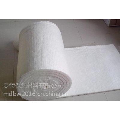 山东鲁阳硅酸铝针刺毯|标准纤维毡|锆铝型耐火毯|含锆型硅酸铝纤维毯