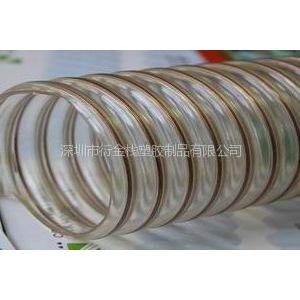供应PU钢丝软管,PU软管,钢丝软管深圳衍金栈