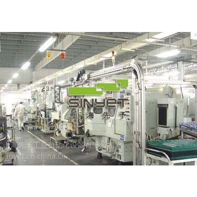 不锈钢轴承生产线|汽车轴承加工线|自动包装线|上海先予工业自动化