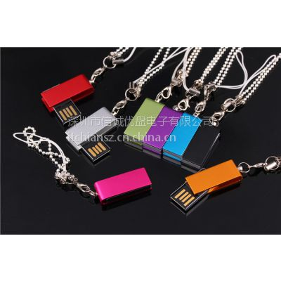 厂家定制索尼小精灵u盘 创意USB 防水u盘 金属材质优盘 足量保证8GB 可做不被删除