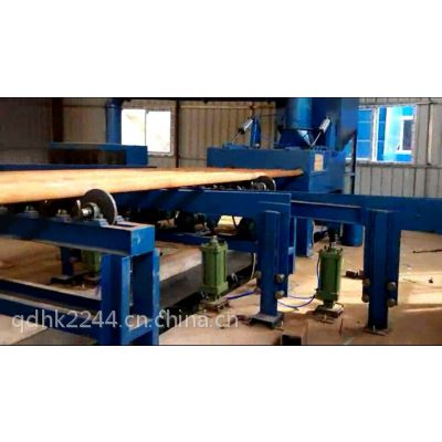 专业制作环保型钢筋抛丸机