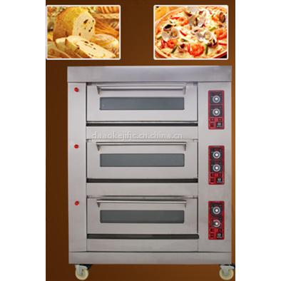 大奥科电燃气食品烤炉DKG系列