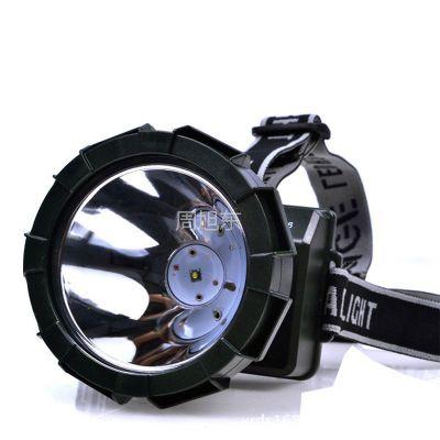 供应雅格正品头灯YG5575充电式锂电池防水强光远射5W钓鱼户外LED白光