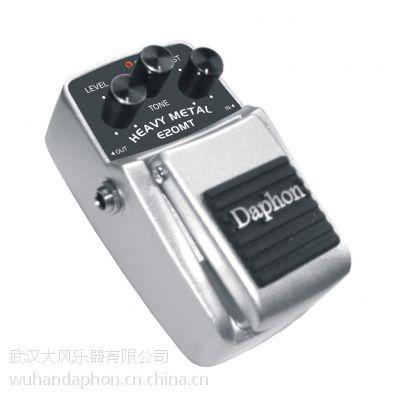 大风乐器官网 吉他配件 吉他效果器 E20MT 乐器厂家批发