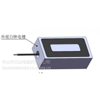 供应微型方形电磁铁吸盘/定做电磁吸盘/机械手搬运工件用