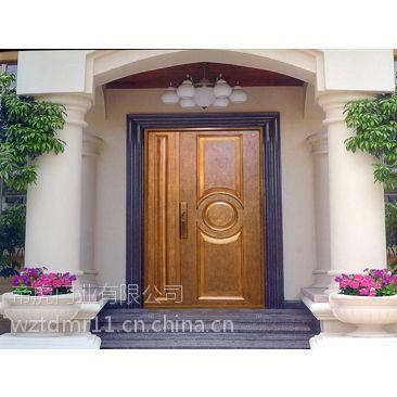 欧华尊邸铸铝门为什么领先其他品牌的铸铝门
