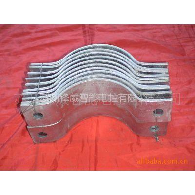 供应生产加工 扁铁管卡 扁钢抱箍 冲压管码 热镀锌 不锈钢