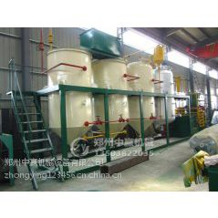南通菜籽油精炼设备 菜籽油精炼设备厂家