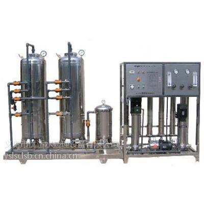 供应浙江金华市食品饮料厂纯净水设备,绍兴水处理纯水机RO反渗透设备
