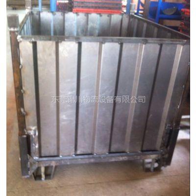 非标物料箱、周转框、东莞锦川、FLZZX周转箱定制