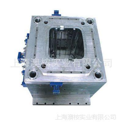 厂家供应单桶洗衣机塑料模具 双桶智能洗衣机外壳