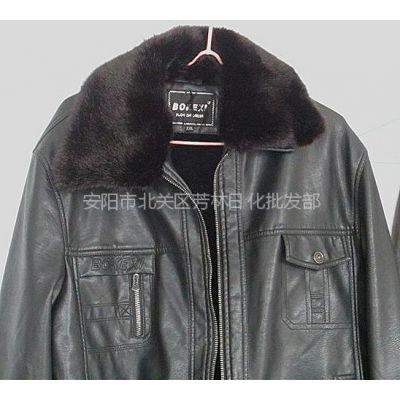 供应2012年冬季主打产皮水洗皮防真皮翻领皮衣