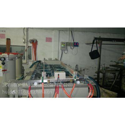 供应深圳德尔福手动镀铜电镀设备厂