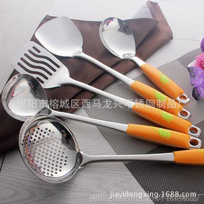 新款厨具 不锈钢餐厨具 烹饪铲勺 厨房工具 不锈钢厨房用品