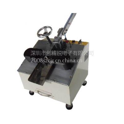 创精锐CR-900型管装功率晶体自动成型机 晶体管成型机 自动化设备生产厂家专供