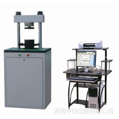 供应YAW-300D微机控制恒应力抗压抗折试验机 建筑材料压力试验机
