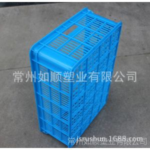 供应常州如顺厂家直销575-190塑料周转筐