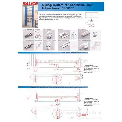 供应SALICE 折叠门配件系列