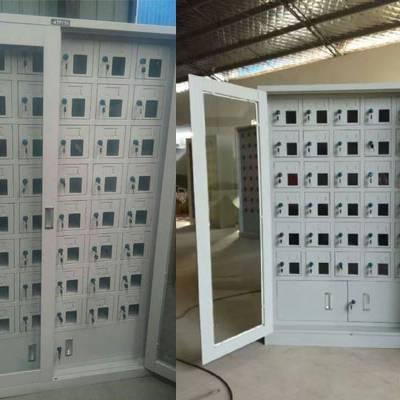 十堰36门电子条码手机柜价格 手机平板电脑临时充电柜厂家 包物流