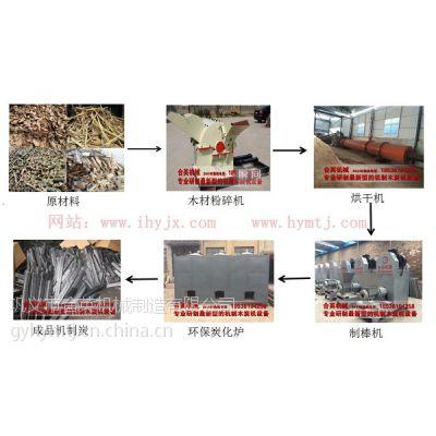 合英机械机制木炭机设备加热圈的更换