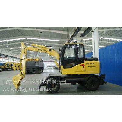 沃尔华轮胎挖掘机***小型号DLS865-9A