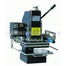 供应供应山东手动烫金机,自动拉网机,斜壁式丝印机,手动移印机