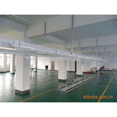 供应宁波市服装厂灯插座吊架四线开关铝合金制造水电安装维