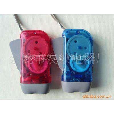 供应LED无电源手电筒,LED自发电手电筒