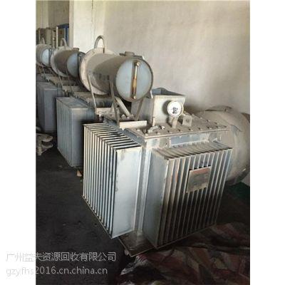 黄埔变压器回收|广州益夫回收|二手变压器回收