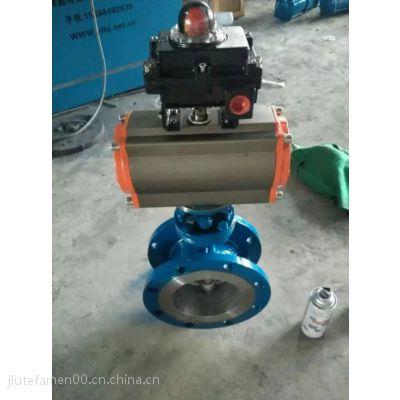 九特阀门D343H/D343W法兰蝶阀碳钢不锈钢