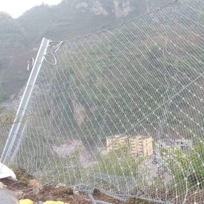 宜宾市柔性边坡防护网供应商