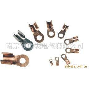 供应OT铜开口接线端子 铜端子 开口端子连接金具电力金具固力发