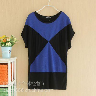 服装批发市场直销库存情侣装批发厂家直销韩版时尚T恤