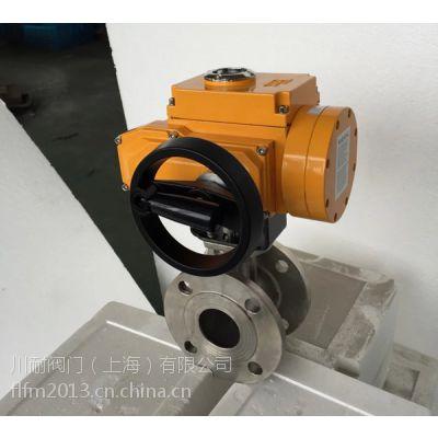 3寸电动金属硬密封球阀接线原装现货