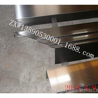 供应电梯间不锈钢门套包边   不锈钢包边 剪压板加工