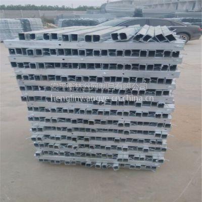 四川高铁专用高锌刀片刺丝滚龙 土字架 加密支架 衡林厂家生产