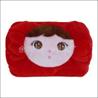 供应供应电热水袋-双插加棉吉宝